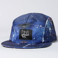DNA The DNA x Karmaloop 5 Panel Hat in Galaxy