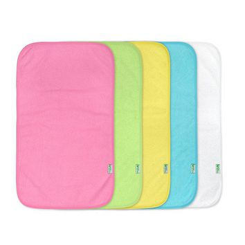 green sprouts Stay-dry Burp Pads (5pk)
