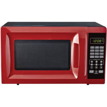 Compact Small College Dorm Red Apartment Mini Size Microwave Popcorn Popper