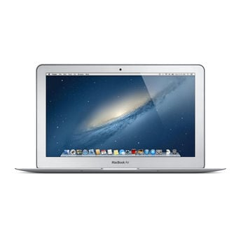 "Apple MacBook Air MD223LL/A Intel Core i5-3317U X2 1.7GHz 4GB 64GB SSD 11.6"",Silver (Refurbished) - Walmart.com"