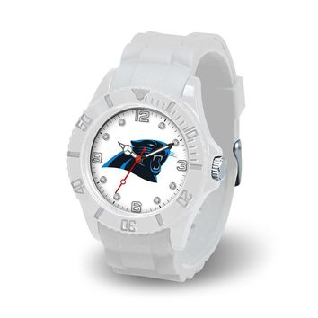 Carolina Panthers NFL Cloud Series Women's Watch