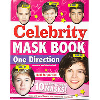 River Island MensOne Direction masks book