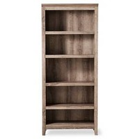 Carson 5 Shelf Bookcase - Rustic - Threshold™ : Target