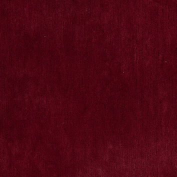 Red Microfiber Fabric | Upholstery Grade | Stain Resistant