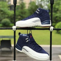 "Air Jordan 12 ""International Flight"""