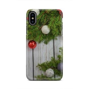 Christmas Ornament iPhone and Samsung Case