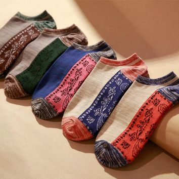 Calcetines Hombre Boat Socks