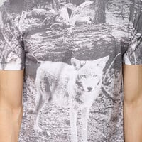 Wolf & Woods Tee - Urban Outfitters