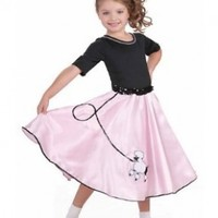Pretty Poodle Princess Costume, Child's Medium