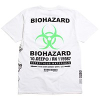 Biohazard T-Shirt White