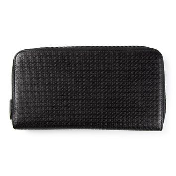 Salvatore Ferragamo Gancini embossed wallet
