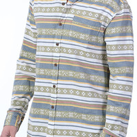 SANTA FE STRIPE L/S SHIRT from gramicci.com