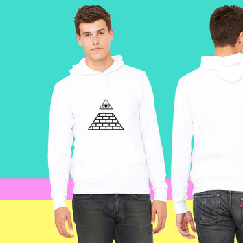 all seeing eye_ sweatshirt hoodie
