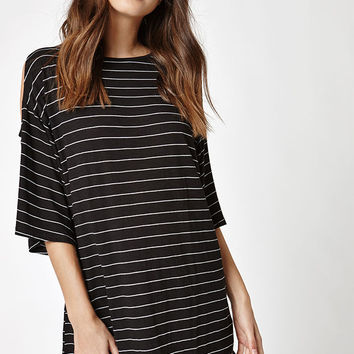 Michelle by Comune Cold Shoulder Dress at PacSun.com