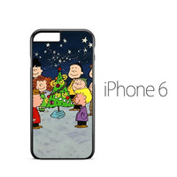 A Charlie Brown Christmas iPhone 6 Case