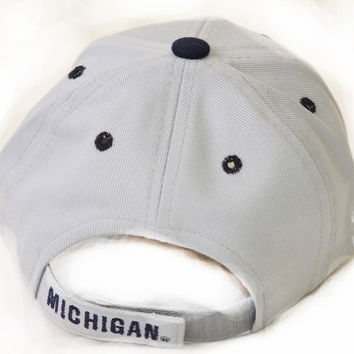Michigan Wolverines Infant Size NCAA Strap Adjustment Hat