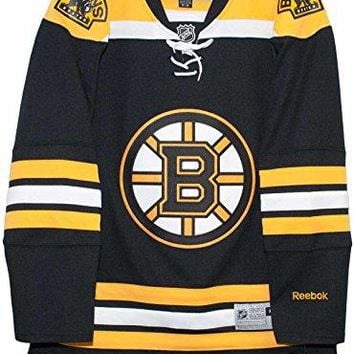 Boston Bruins Home Reebok Premier Men's Jersey