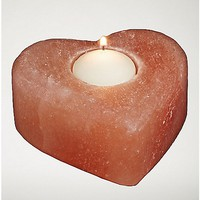 Love Rock Himalayan Salt Candle - Spencer's