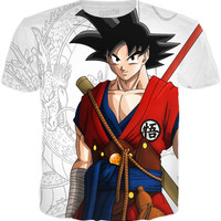 Dragon Ball Z Goko T-Shirt