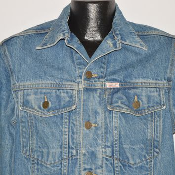 90s Guess Georges Marciano Denim Jacket Small