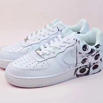 VONE05O Air Force 1 Low Supreme Comme des Garcons Shirt 923044-100