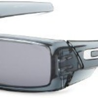 Oakley Men`s GasCan Iridium Sunglasses $84.49 - $119.99