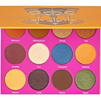 Nubian 2 Eye shadow Palette