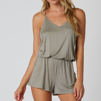 Bed Rest Jersey Romper
