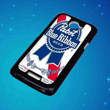 Blue Ribbon Beer For HTC One X Case ***