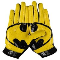 Under Armour F4 Super Hero Football Gloves - Men's at Eastbay