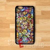 stained glass disney all character-y41 for iPhone 4/4S/5/5S/5C/6/ 6+,samsung S3/S4/S5,S6 Regular,samsung note 3/4
