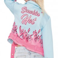 SMOKIN' HOT MOTO JACKET