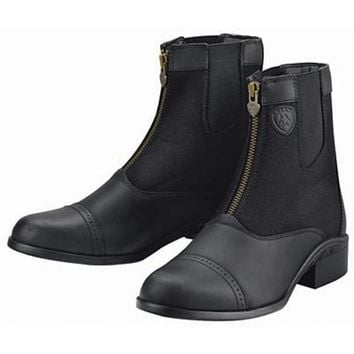 Ariat® Heritage Sport Zip Paddock™ Boot | Dover Saddlery