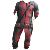 Deadpool Onesuit