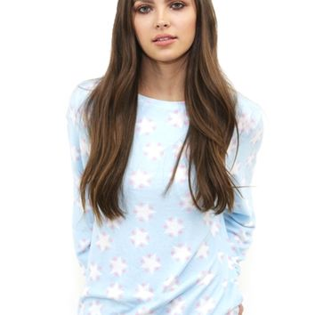 Wildfox Stars and Hearts Baggy Beach Jumper | Boutique To You