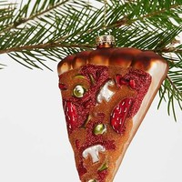 Pizza Slice Ornament- Red One