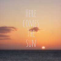 Here Comes The Sun Art Print by Ally Coxon | Society6