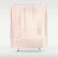 Lost Love Letters Shower Curtain by Theresa Campbell D'August Art
