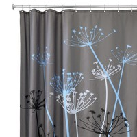 InterDesign Thistle Shower Curtains