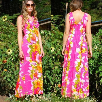 Maxi Dresses From Hawaii