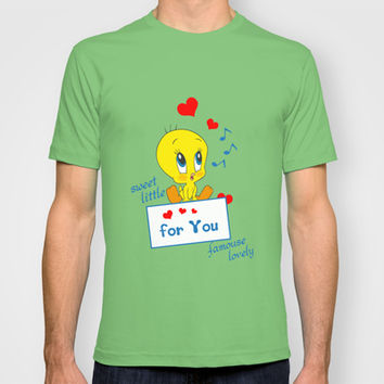 Sweet Tweety for you T-shirt by Timeless-Id