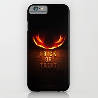 HALLOWEEN COLLECTION 7 iPhone & iPod Case by Ylenia Pizzetti