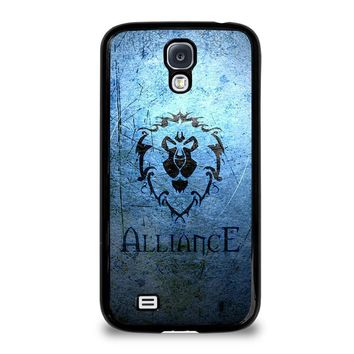 world of warcraft alliance wow samsung galaxy s4 case cover  number 2