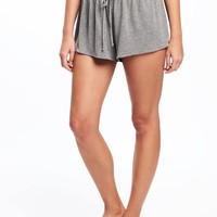 Jersey Lounge Shorts for Women | Old Navy