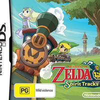 Nintendo DS Games, Nintendo DS Service - The Legend of Zelda: Spirit Tracks -