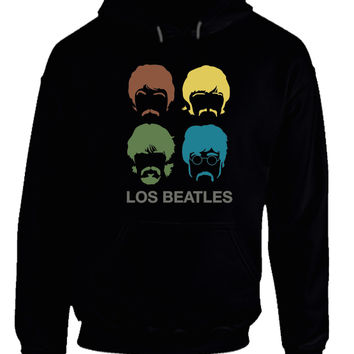 The Beatles Los Beatles Hoodie