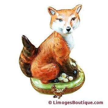 FOX LIMOGES BOX