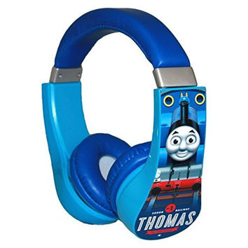 Thomas and Friends 30385 Kid Safe Over-The-Ear Headphone with Volume Limiter