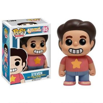 Steven Universe Steven Vinyl Pop! Figure | CartoonNetworkShop.com
