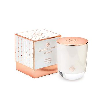 Kendra Scott Holiday Candle